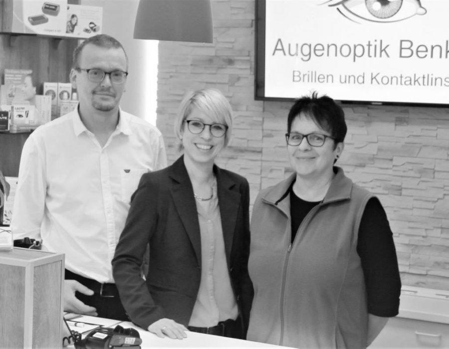 Team Augenoptik Benkert